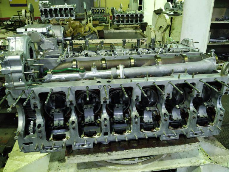 двигун 6ТД