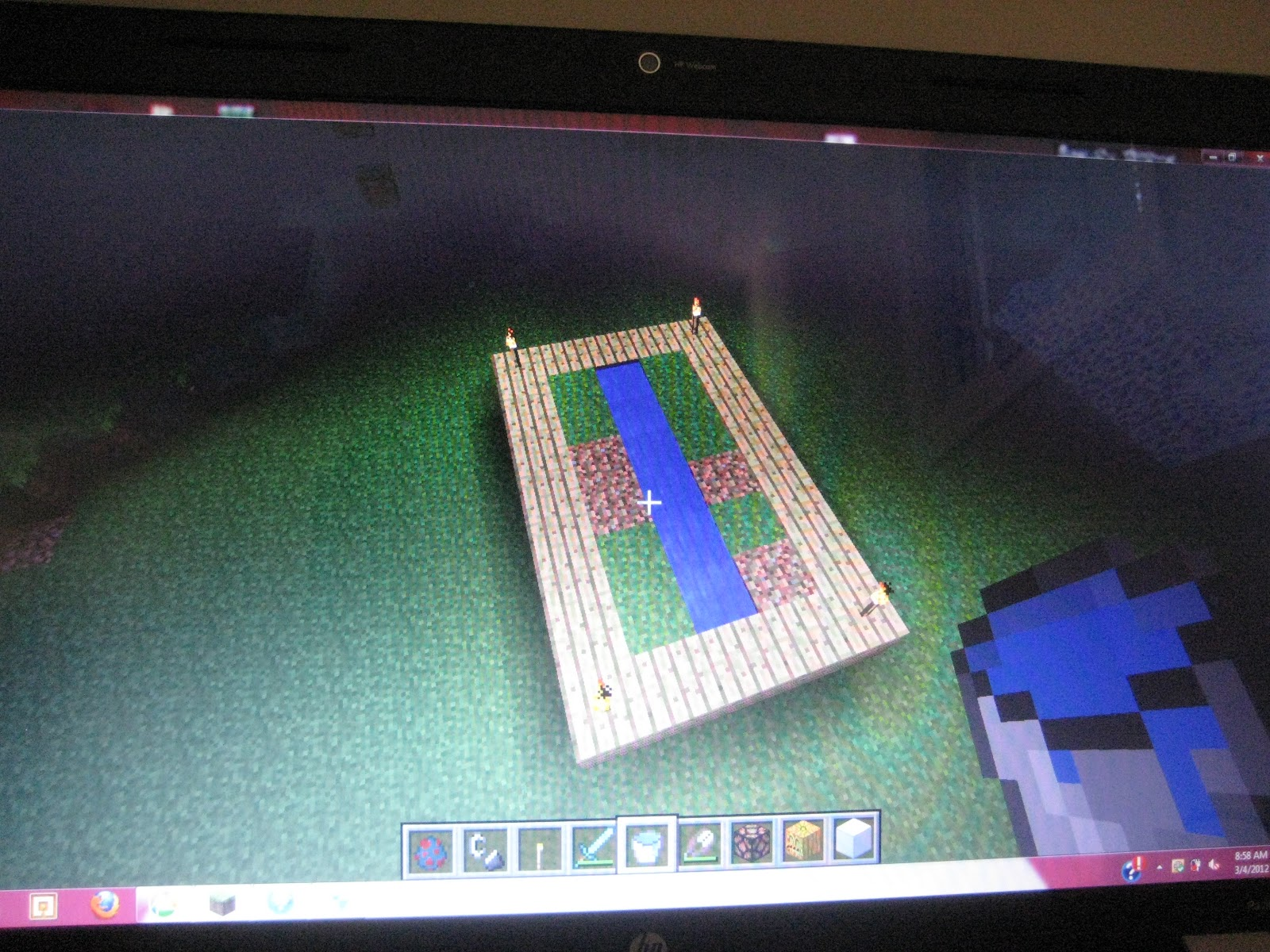 How Wooden I Make Hoe Do Minecraft