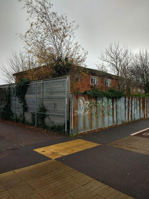 The Tins, Cherry Hinton, Cambridge, Scrap yard, Norman Way, Edgelands, Bastard Countryside