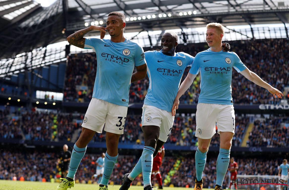 Liga Inggris: Man City Bekuk Liverpool 5 goll tanpa balas!!!