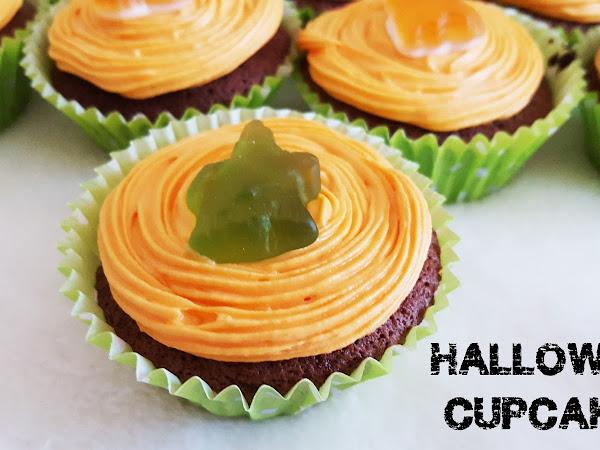 Baking | Halloween Cupcakes