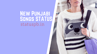 Punjabi Songs Status