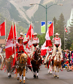 Happy Canada Day Parade And Celebration 2017