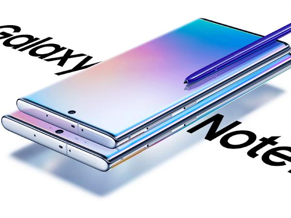 Cermati Spesifikasi dan Harga HP Samsung Galaxy Note 10 Terbaru