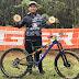 Pahraz Juara Perhutani Downhill Challenge
