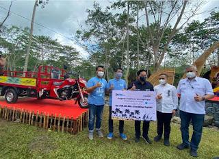 EcoRanger Dukung Pengolahan Sampah di Kawasan Pariwisata