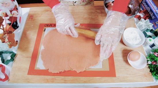 Cách làm bánh qui gừng cho lễ giáng sinh