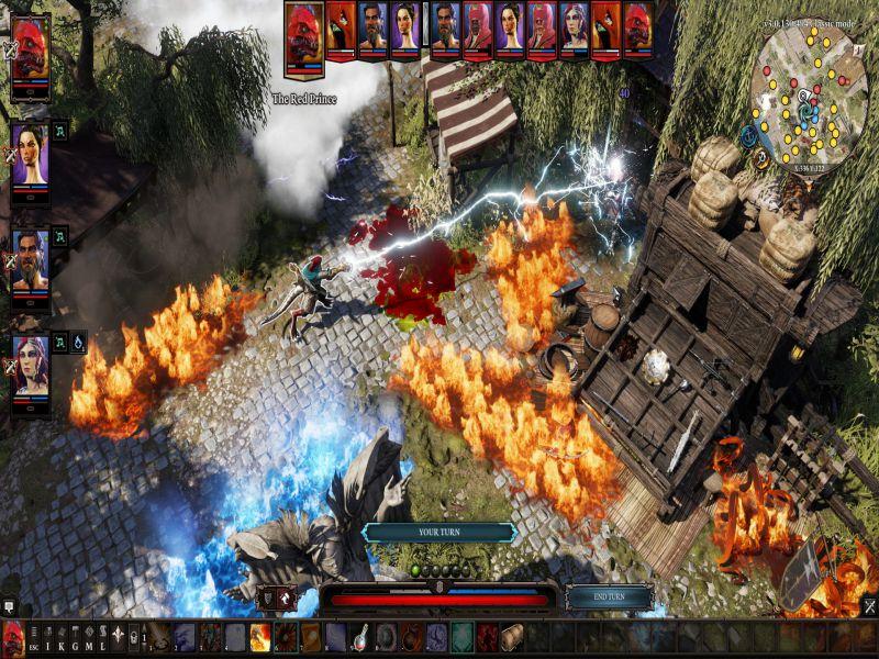 Divinity Original Sin II PC Game Free Download