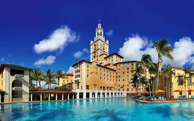 The Biltmore Hotel Miami (Florida), USA