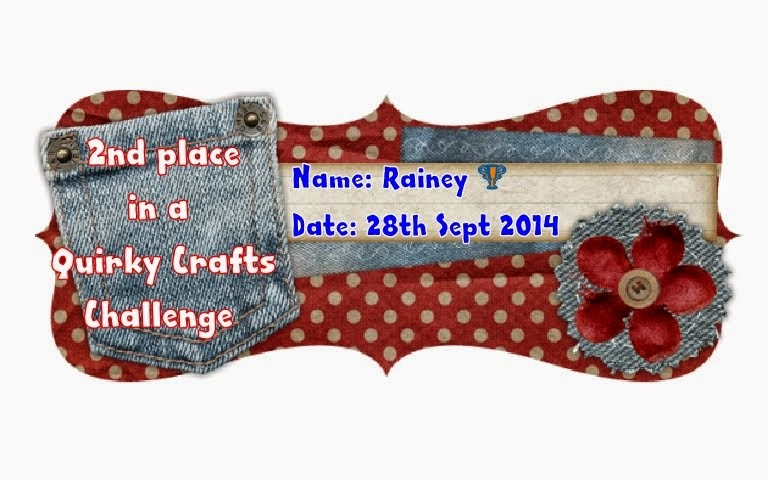 Quirky Crafts Winner