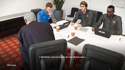 PES 2021 ML Coach & Staff Man Utd Fantasy by Matsy Monger