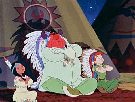 Tigridia, Gran Jefe y Peter Pan - Cine de Escritor