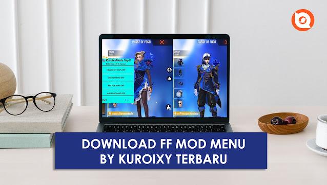Download Mod Menu FF V.2 By Quiraisy