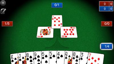 لعبة الورق