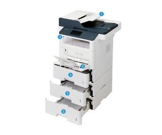 Fuji Xerox DocuPrint M385 z Driver Download And Review