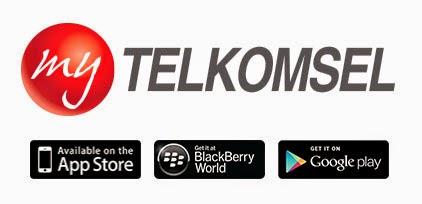 Download Aplikasi Mytelkomsel disini