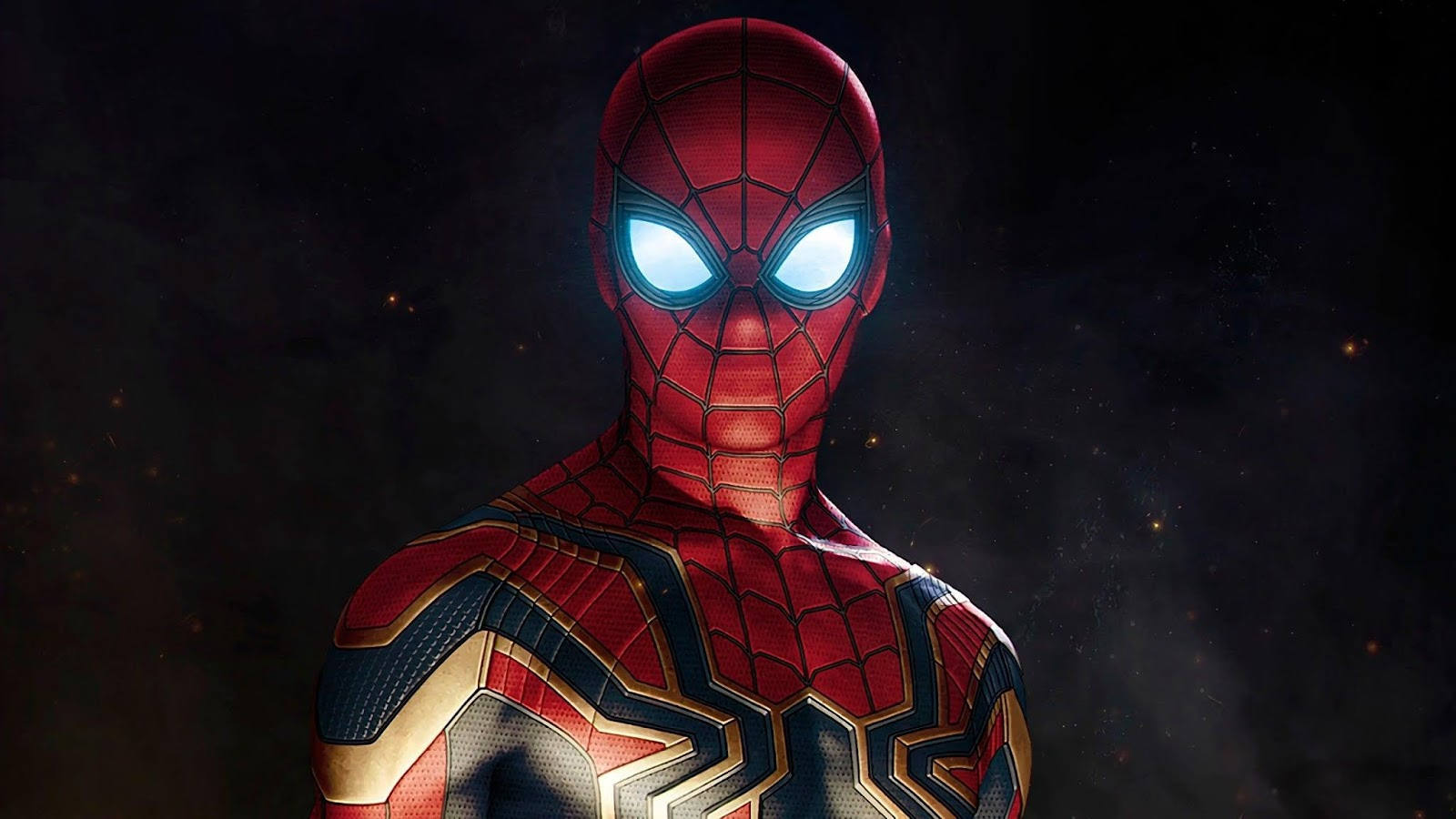 Avengers Endgame Spider Man Hd Wallpaper