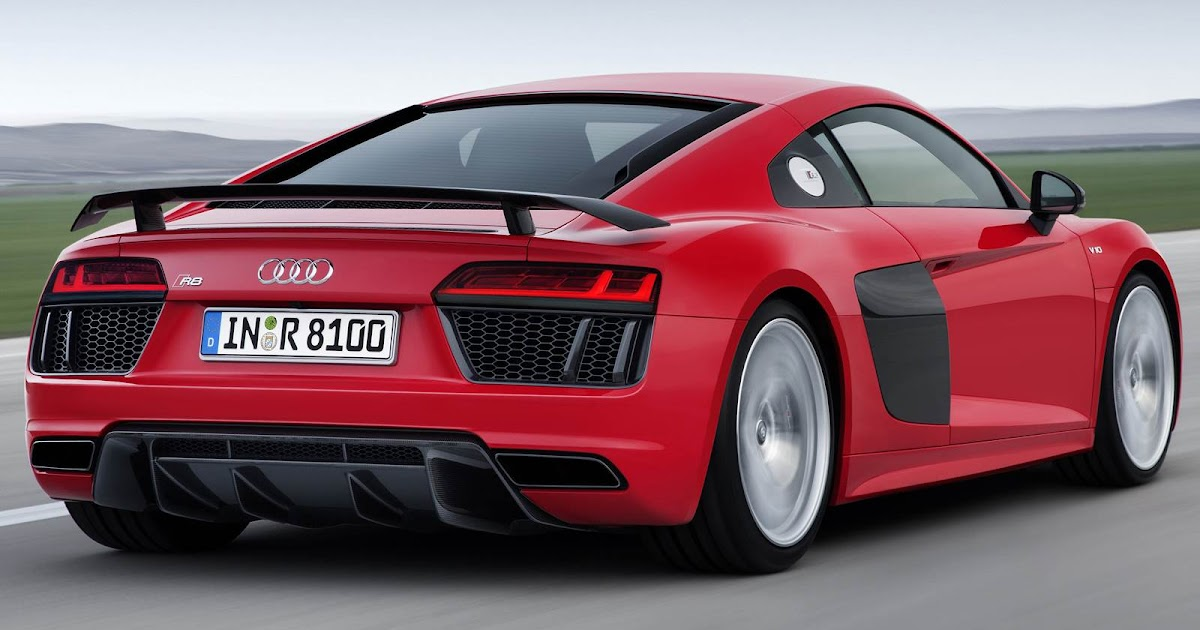 """Novo Audi R8 é o carro de Tony Stark em """"A Era de UItron"""""""