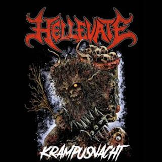 """Το ep των Hellevate """"Krampusnacht"""""""
