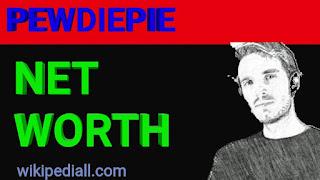 Pewdiepie net worth