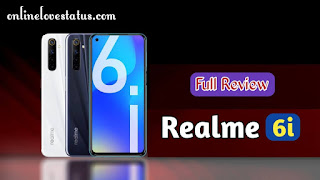 Realme 6i  Price, Features & Full Phone Specifications