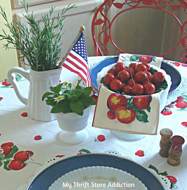 vintage patriotic inspiration