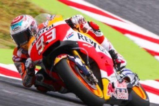 Marquez Tercepat Sesi, Qualifikasi MotoGP Valencia 2017