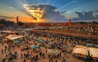 The Magical Marrakech