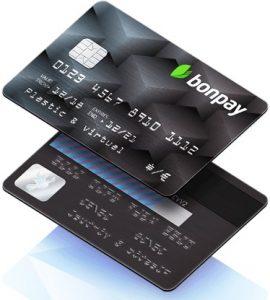 بطاقة bonpay