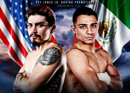 Ray Ximenez Jr. vs. Luis Alberto Lopez