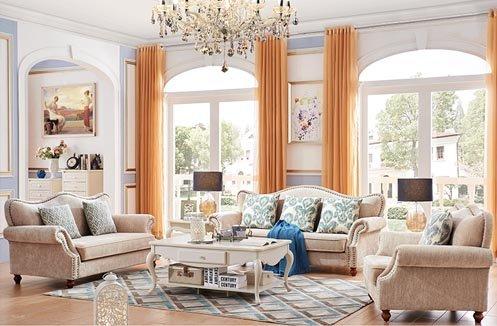 Mê mẩn với vẻ đẹp của các bộ sofa phòng khách phong cách Hàn Quốc nhập khẩu