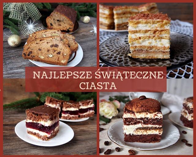 Najlepsze ciasta na Boże Narodzenie