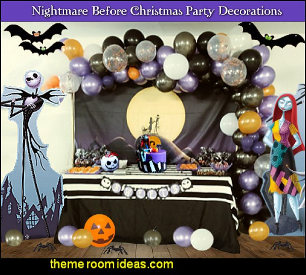 nightmare before christmas party decorations nightmare before christmas party decorating