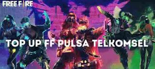 Top Up FF Pulsa Telkomsel Mudah dan Cepat