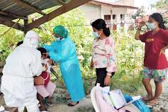 Update Covid-19 di Samosir : Tambah 24 Kasus Baru dan 9 Sembuh