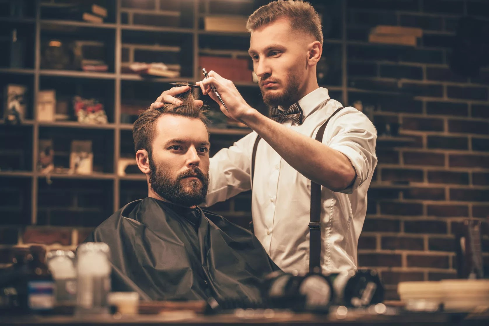 Men can better understand the importance of having a good barber near them. Hair is not the thing you can mess around with.
