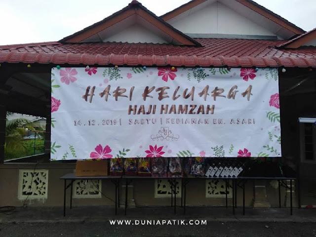 HARI KELUARGA HAJI HAMZAH 2019