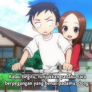 Karakai Jouzu no Takagi-san Episode 08 Subtitle Indonesia