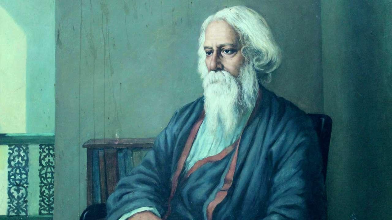 World poet Rabindranath Tagore