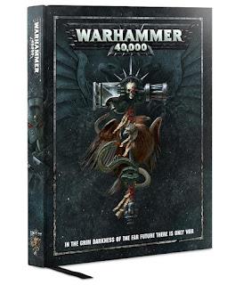 Reglamento Warhammer 40,000 8ª edición