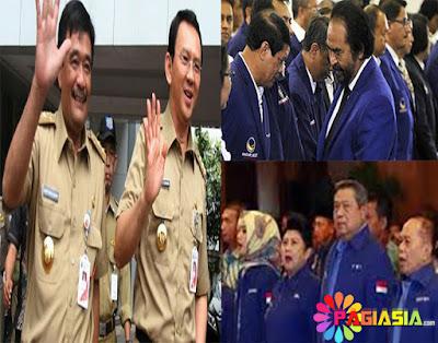 NasDem Berharap Relawan AHY Dalam Mendukung Ahok Saat SBY Mengisyaratkan Nonblok
