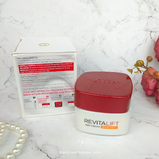 Review L'Oreal Revitalift Moisturizing Day & Night Cream