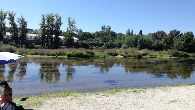Praia Fluvial do Mirante - Zona do Rio Cávado