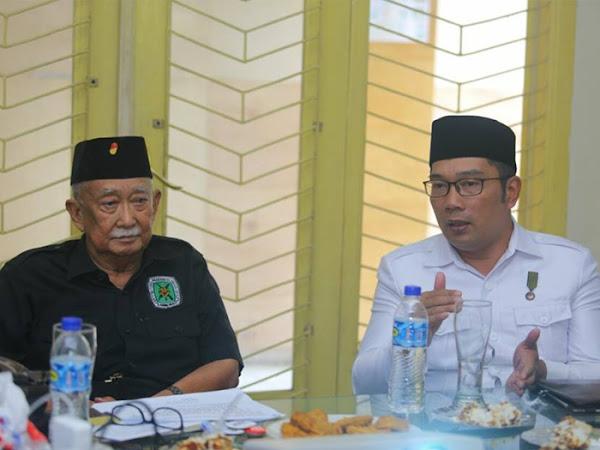 Ridwan Kamil dan Solihin GP