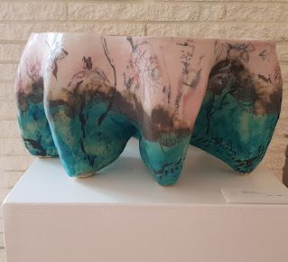 Lee Goller ceramics