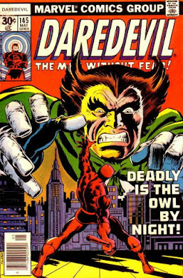 Daredevil #145, The Owl
