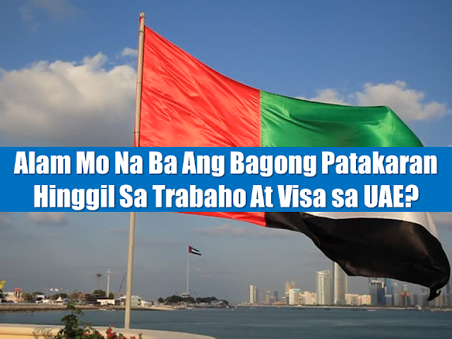"The United Arab Emirates is home to thousands of overseas Filipino workers (OFW) deployed in different sectors. The new rules about labor and visa approved by the cabinet of the present administration of the Gulf state may affect the lives of the OFWs working there.  The Cabinet, chaired by His Highness Sheikh Mohammed bin Rashid Al Maktoum, Vice President and Prime Minister of the UAE and Ruler of Dubai, has adopted strategic decisions with regards to foreign workers' insurance in the private sector, as well as a legislative package of visa facilitation.  Advertisement       Sponsored Links      A new insurance scheme for workers' guarantees has been introduced. The previous mandatory deposit of Dh3,000 per worker is now replaced by a new insurance that cost only Dh60 annually per worker.  The newly created scheme secures workers' rights in the private sector and reduces the burdens on employers. It allows businesses to recover approximately Dh14 billion, representing the value of current guarantees paid by employers, which will enable them to further invest in the development of their business. The system also enhances the ease of doing business in the UAE, which effectively contributes to market prosperity and growth.   The new system aims to achieve a wider coverage of the rights and entitlements for the workers. The value of the insurance policy in the new system is AED 60 per year for each worker and covers the workers' entitlements in terms of end of service benefits, vacation allowance, overtime allowance, unpaid wages, worker's return ticket and cases of work injury, in which the insurance coverage amounts to Dh20,000 per worker.  The Cabinet also adopted a number of visa facilitation for visitors, residents, families, and people overstaying their visa to cater to a wider segment of the society. The Cabinet approved a new legislative package, including a review of the current residency system to allow a two-year extension of the residency period for the dependents of their parents after finishing their university studies.    A new decision has also been approved to exempt transit passengers from all entry fees for the first 48 hours. Transit visa can be extended for up to 96 hours for a fee of only Dh50. Obtaining transit visa will be facilitated by a number of the express counter at the passport-control hall across UAE airports.   In the same context, the Cabinet adopted a decision to grant people overstaying their visa a chance to leave the country voluntarily without a ""no entry"" passport stamp. A new 6-month visa will be introduced for job seekers who overstayed their visa but wish to work in the country. The temporary visa enhances the UAE's position as a land of opportunities and a destination for talents and professionals.   As for Individuals who entered the UAE illegally, they will have the chance to leave voluntarily with a ""no entry"" stamp for two years given that they provide a valid return ticket.     Equally, in a step aimed at simplifying the process and easing the financial burden on individuals wishing to adjust or renew their visa, they can now do so for a fee without having to leave and re-enter the country.   On the other hand, the Cabinet adopted a resolution on empowering ""People of Determination"" and enabling them to access the job market. The resolution provides them with the necessary support to obtain equal employment opportunities in various sectors in line with the Government's social development programs for all segments of the society.       READ MORE: Can A Family Of Five Survive With P10K Income In A Month?    How Filipinos Can Get Free Oman Visa?    Do You Know The Effects Of Too Much Bad News To Your Body?    Authorized Travel Agency To Process Temporary Visa Bound to South Korea    Who Can Skip Online Appointment And Use The DFA Courtesy Lane For Passport Processing?"