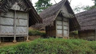 Bentuk dan Gambar Rumah Adat Banten