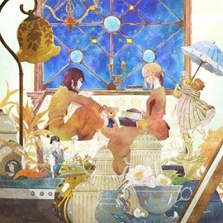 [Single] Minori Chihara – Amy [MP3/320K/ZIP]   Ending Anime Movie Violet Evergarden Gaiden: Ein to Jidou Shuki Ningyou
