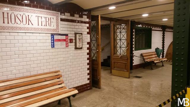 metropolitana budapest